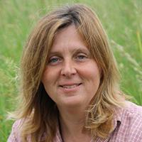 Naturparkführerin Julia Kiesel