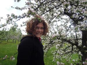 Kathi Schieber - von 2012 bis 2015 stellvertretende Geschäftsführerin des Naturparks