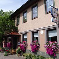 Naturparkteller-Wirt: Gaststätte Lamm in Murrhardt-Fornsbach