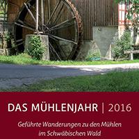 Erster Mühlenwandermarathon im Schwäbischen Wald