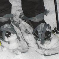 Prevorster Schneeschuhtour