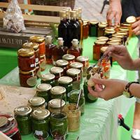 Die Naturparkmarkt-Saison beginnt in Aspach-Rietenau