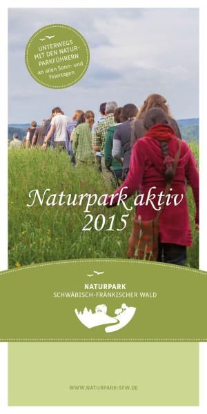 Naturpark aktiv 2015 300x600 Naturpark aktiv 2015   Weit mehr als Wandern!