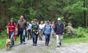 Naturparkführerausbildung - Copyright: Naturpark Schwäbisch-Fränkischer Wald