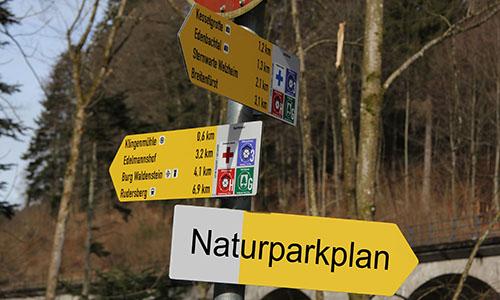 Naturparkplan1 Neue Strategien für den Naturpark gesucht