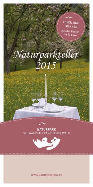 Naturparkteller 2015 300x600 Naturparkteller 2015   Genuss. Landschaft. Direktvermarktung.