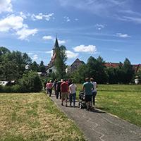 Neubürgertour in Berglen
