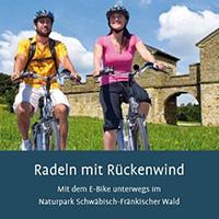 Broschüre Radeln mit Rückenwind
