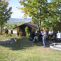 Ruecker 1 Blick zurück nach vorn   Naturparkführer*innen berichten