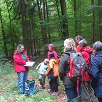 Naturparkführerin Tanja Uter