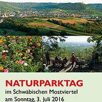 Naturparktag im Schwäbischen Mostviertel
