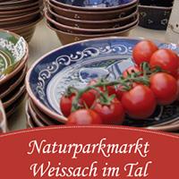 Naturparkmarkt in Weissach im Tal