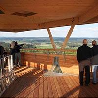Turmfrei Aussichtc Die Kommunen im Naturpark: Die Gemeinde Sulzbach Laufen