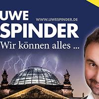 Uwe_Spinder_Plakat_Wirkoennenalles, foto