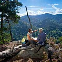 Wanderbroschüre der Naturparke Baden-Württembergs