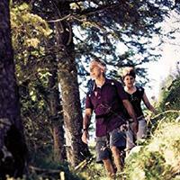 Neue Broschüre: Wandern in luftigen Höhen