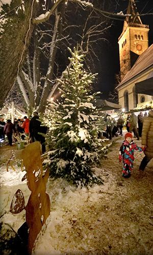 Weihnachtsdorf24 Fünf Tage Welzheimer Weihnachtsdorf am  ersten und zweiten Adventswochenende