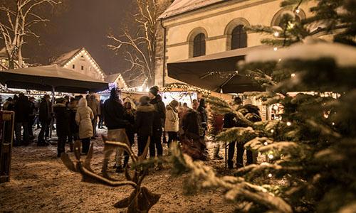 Weihnachtsmarkt 34kl Drei Tage Welzheimer Weihnachtsdorf am ersten Adventswochenende