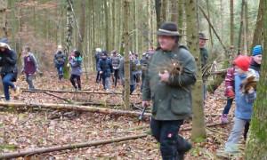 """Wild auf Wald 300x180 Die Klasse 4b der Schillerschule ist """"Wild auf Wald"""""""