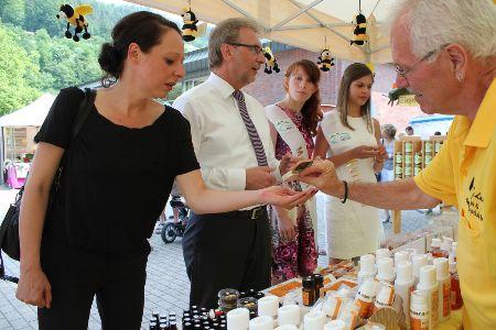 11111111 Naturpark Märkte feiern Jubiläum
