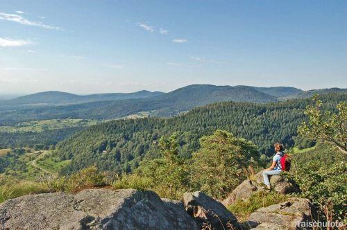 18.05.19 NSG Lautenfelsen 2 Schwarzwald Guide Tour: Abend Nachtwanderung zum Naturschutzgebiet Lautenfelsen