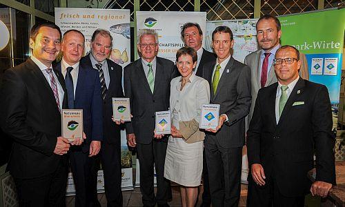 2015 08 21 EMAS Zertifiziertung Kretschmann Vierzehn neue Naturpark Hotels