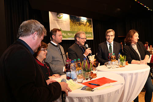 2017 10 22 Erfolgreiche Genuss Messe in Bühlertal04 Genuss Messen lockten Besucher an