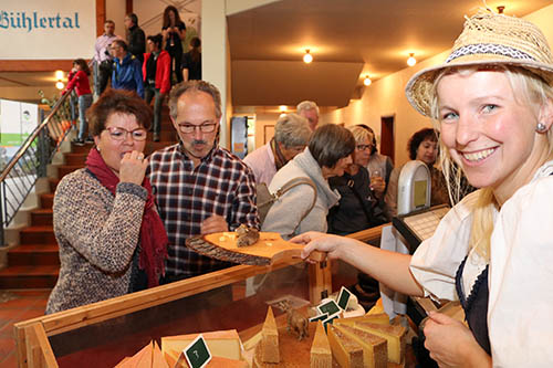 2017 10 22 Erfolgreiche Genuss Messe in Bühlertal09 Genuss Messen lockten Besucher an