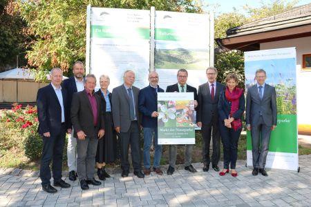 2018 10 09 AG Naturparke stellt Leuchtturmprojekte vor 01 Artikelbild AG Naturparke Baden Württemberg stellte Leuchtturmprojekte vor