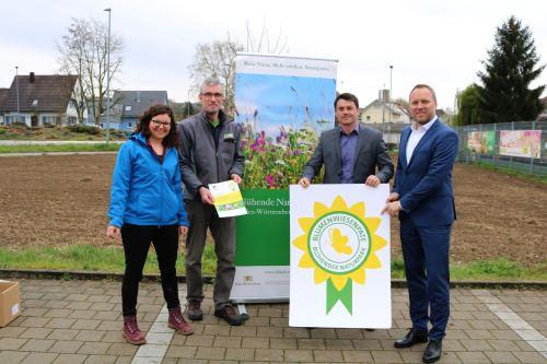 2019 04 03 Erste Frühjahrsaussaat Blühender Naturpark Kippenheim 4 Saisonstart beim Blühenden Naturpark