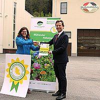 2019_04_30_Blumenwiesenpatenschaft Herbstreith  Fox Neuenbürg Beitragsbild