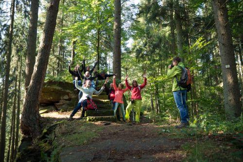 AugenBlick Calw c Joachim Gerstner compusign 1 Artikelbild Naturpark AugenBlick Runde Calw Holzbronn