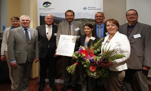 Award KONUS Karte überzeugt Jury des Fahrtziel Natur Awards