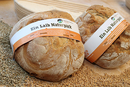 Brot Ein Laib Naturpark