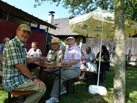 Brunch024 Rund 3.500 Gäste beim Naturpark Brunch
