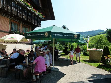 Brunch033 Rund 3.500 Gäste beim Naturpark Brunch