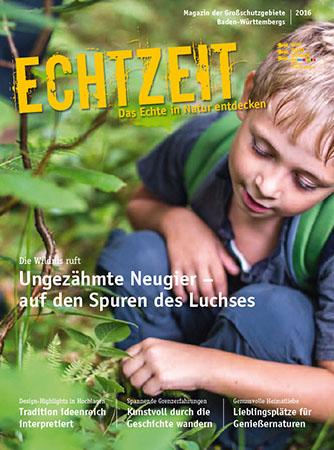 ECHTZEIT Titelseite Neue ECHTZEIT erschienen