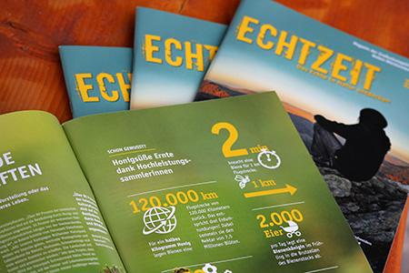 Echtzeit3 ECHTZEIT 2017: Neues Magazin erschienen