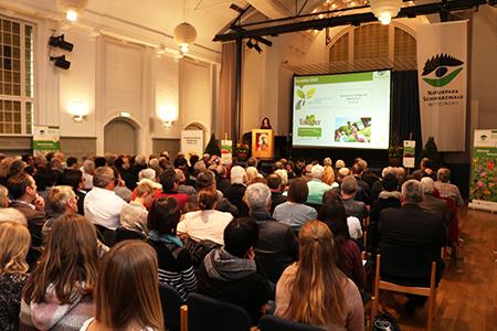 Forum011 Erfolgreiches Forum Bienenweide in Gengenbach