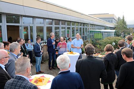 Gaggenau01 Erste weiterführende Naturpark Schule ausgezeichnet