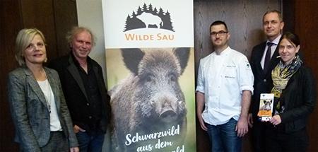 Harmersbach01 Wilde Sau will Gäste begeistern