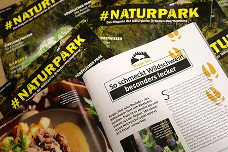 Hashtag Magazin #Naturpark