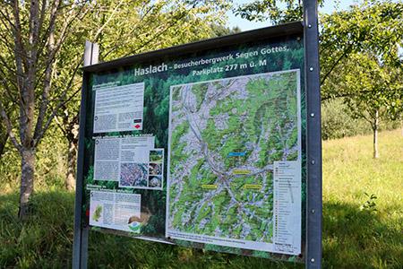 Haslach01 Neue GeoTouren offiziell eingeweiht