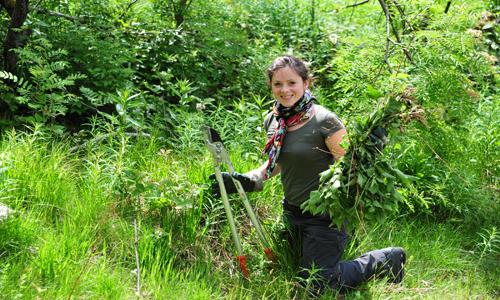 Herzenssache3 Ortenauer Landschaftspflegetag in Ohlsbach