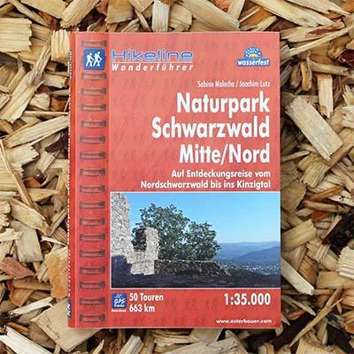 Hikeline Wanderführer 3 Hikeline Wanderführer   Naturpark Schwarzwald Mitte/Nord