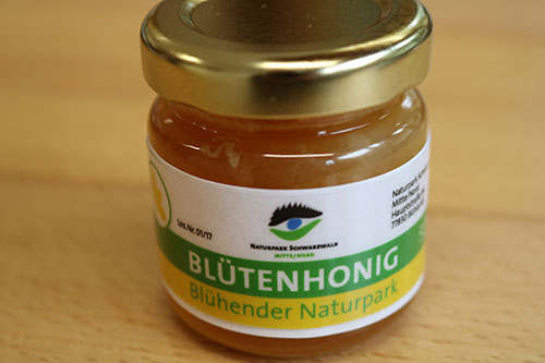 Honig2 Blütenhonig (50g)