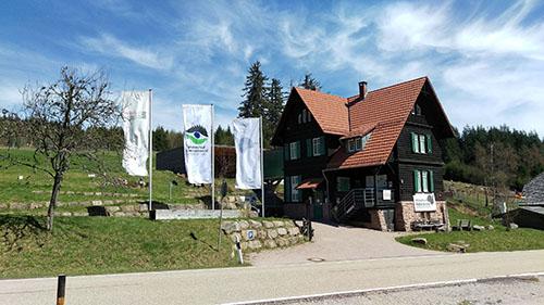 Infozentrum011 Großes Waldfest und Naturpark Markt