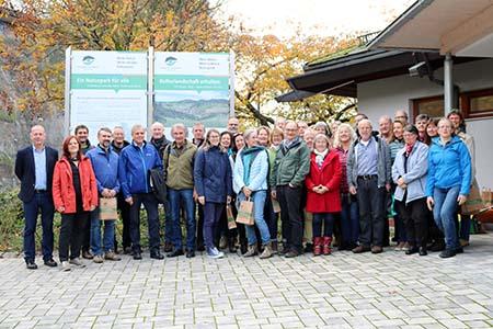 Jahrestreffen01 Schwarzwald Guides starten Planung für kommende Saison