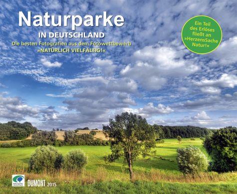Kalender Unser Produkt des Monats: Der Naturpark Kalender 2015