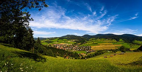 Landschaft Wieder der größte Naturpark in Deutschland